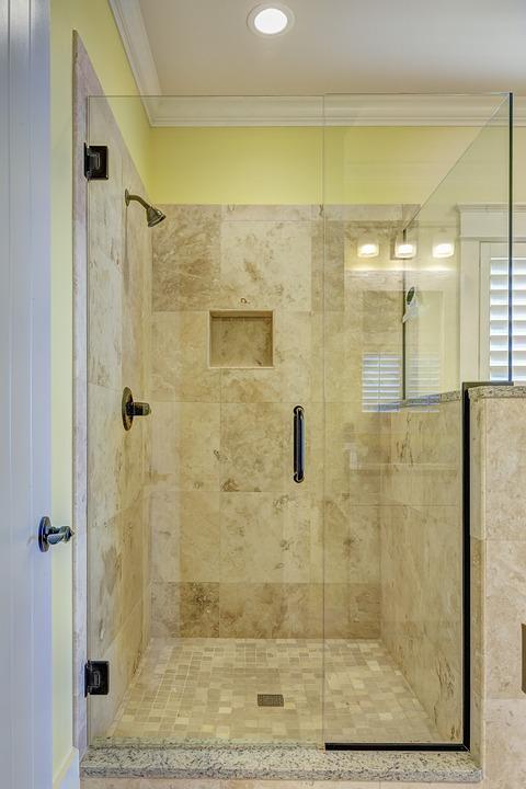 How To Fix A Squeaky Shower Screen Door Figure 8